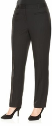 SOLD OUT!!!!!! Tall Black Casey Solid Slim Leg Plus Size Dress Pants 32t Tall 4x 5x