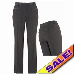 SOLD OUT! Tall Blue/Black Casey Fine-Stripe Slim Leg Plus Size Dress Pants 30T 32T 3x 4x 5x