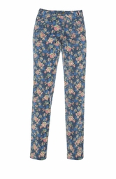 SALE! Tall Floral Print Stretch Straight Leg Plus Size Jeans 3x 4x 5x