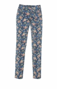 SALE! Tall Floral Print Stretch Straight Leg Plus Size Jeans 3x