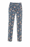 SOLD OUT! SALE! Tall Floral Print Stretch Straight Leg Plus Size Jeans 3x