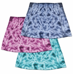 FINAL CLEARANCE SALE! Plus Size & Supersize Tie Dye Skirt & Swimsuit Coverup 0x