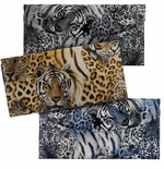 SOLD OUT! SALE! Tiger Print Wallets