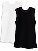 SALE! Plain White or Black Plus Size Tank Top 2x 3x 4x