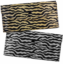 SOLD OUT ! SALE! Zebra Print Wallets