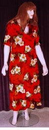 SOLD OUT! SEE INDIVIDUAL ITEMS!! SALE! Slinky Print Dresses & Shirts - Lg to 9x