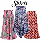 Plus Size Skirts 1x 2x 3x 4x 5x 6x 7x 8x 9x Plus Size & Supersize Skirts