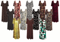 SLINKY PRINT TOPS, DRESSES, JACKETS, PANTS & SKIRTS ON 3-DAY SUPERSALE!!