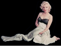 SOLD OUT! SALE! Beautiful! Black Marilyn Monroe Negligee T-Shirts 5xl