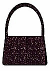 SOLD OUT! Black & Gold Shimmer Purse