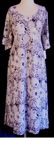 Sold Out!!!! Black & White Floral Sequins Princess Cut Dress Plus Size & Supersize