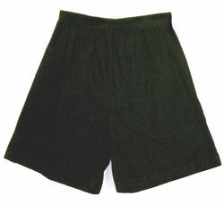 SOLD OUT! CLEARANCE! Dark Green Khaki Plus Size Shorts 1x
