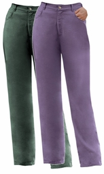 SOLD OUT!!!!CLEARANCE! Purple Plus Size Supersize Colored Denim Stretch Jeans 34wp