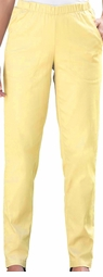 SOLD OUT!!!!!!!! FINAL SALE! Lemon Yellow Plus Size Stretch Jeans, with Relaxed Fit, Straight Legs  26w