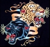 SOLD OUT!!! Hot! Tattoo Prints!  Panther & Tiger Plus Size & Supersize T-Shirts Lg XL 1x 2x 3x 4x 5x 6x 7x 8x