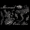 SOLD OUT!!!!!Mermaid Tattoo Plus Size & Supersize T-Shirts S M L XL 2xl 3xl 4x 5x 6x 7x 8x