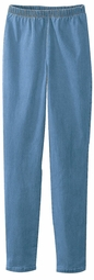 SOLD OUT!!!!Plus Size Classic Stretch Denim Plus Size Supersize Legging 34 Tall 34 WP