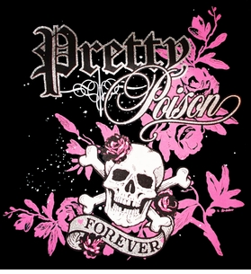 SOLD OUT!!!!!!!!Pretty Poison Forever Plus Size & Supersize T-Shirts S M L XL 2x 3x 4x 5x 6x 7x 8x