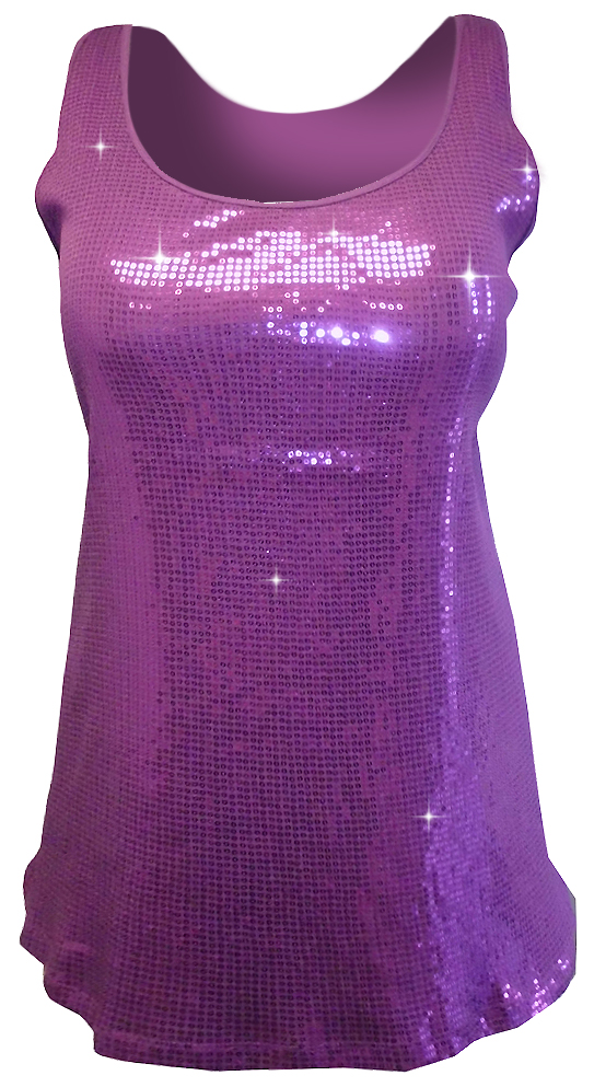 Sold Out Sale Sparkly Purple Magenta Sequins