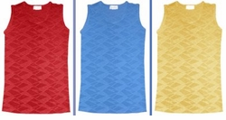 SOLD OUT! Slinky Embossed Jaquard Long Supersize & Plus Size Tank Tops 3x 4x 5x
