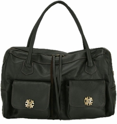 SOLD OUT! Tylie Malibu Spy Leather Monday Bag