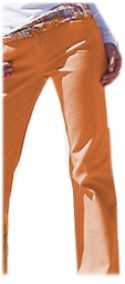 sold outt!  CLEARANCE! Tangerine Orange Classic Fit Jeans 3x/4x 26w