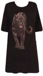 SOLDOUT!!Black Panther Plus Size & Supersize T-Shirts