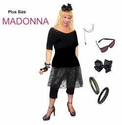 ... plus size costumes ...  sc 1 st  The Halloween - aaasne & Madonna Halloween Costume Ideas - The Halloween