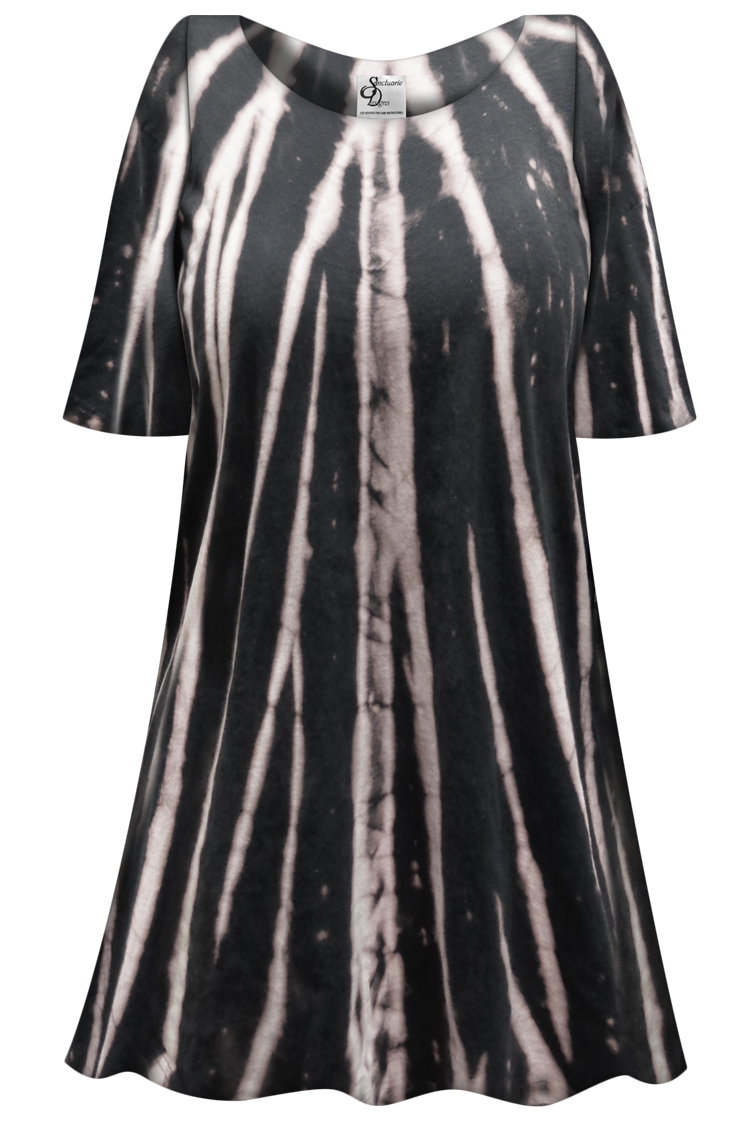 Sale Woodlands Tie Dye Plus Size Supersize X Long T