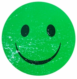 SALE! Green Smiley Face Plus Size & Supersize T-Shirts S M L XL 2x 3x 4x 5x 6x 7x 8x 9x (All Colors)
