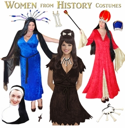 Prehistoric Mythical Medieval Plus Size Costumes  sc 1 th 227 & Plus Size Halloween Costumes on Sale 1x 2x 3x 4x 5x 6x 7x 8x 9x