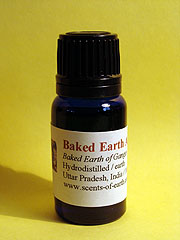 Baked Earth(Mitti) Attar - India