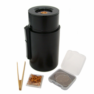Electric Resin & Wood Chip Burner-Battery Operated