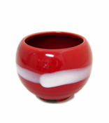 Incense Bowl-Crimson