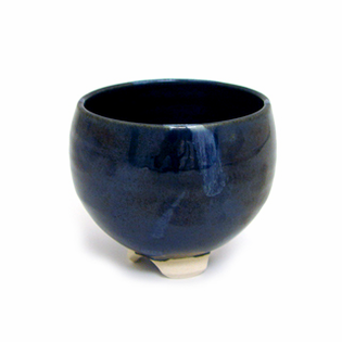Incense Bowl- Glazed Ceramic-Cosmos