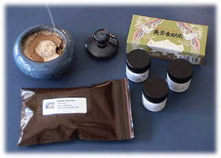 Makko / Incense Trail  Style Incense Kit **Out of Stock**