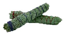 Sage & Cedar Smudge Stick- 7-8 inches