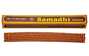 Samadhi Tibetan Incense Sticks