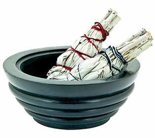 Smudge Pot or Charcoal Burner    New!