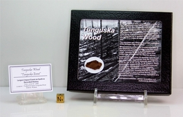 Authentic Tunguska Wood