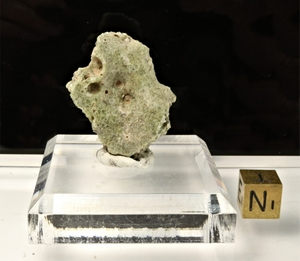 "Green Trinitite ""Classic"" Atomic Glass - New!"
