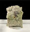 Green with Minor Black Trinitite for Sale