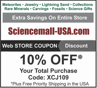 Discount Coupon Science Mall USA Promotion