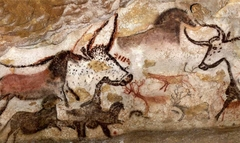 Lascaux Cave High Quality Art Print - XLarge