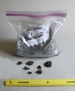 Authentic Manganese Nodules 6 lbs Bag