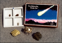 Meteorite Study Set Boxed Collection