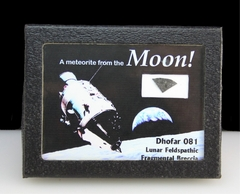 Moon Meteorite Dhofar 081 - Sold!