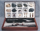 Moon Rocks/ Earth Rocks Study Set