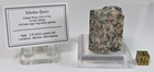 Morton Gneiss - Oldest Rock USA - New!