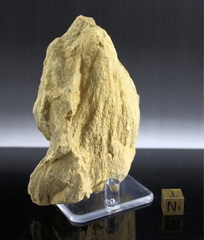 Shatter Cones and Impact Material
